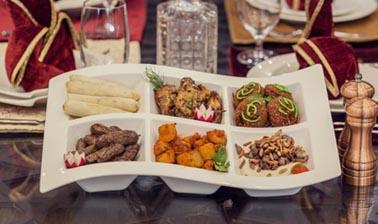 Desayuno arabe